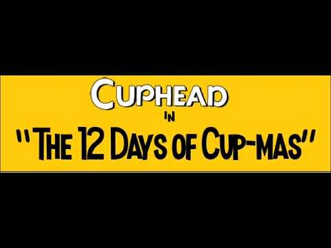 The 12 Days of Cup-mas