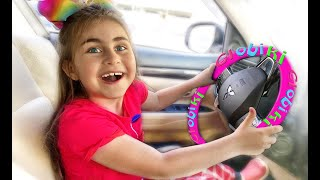 We are in the car song and more nursery rhymes and kids songs by Globiki
