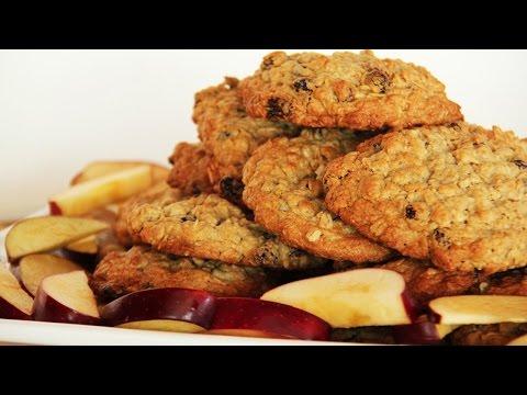 Овсяное печенье - Рецепты овсяного печенья - Как правильно