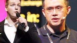 CZ: ZERO to BILLION VALUATION (Practical Tips) 🔴 Keynote from Singapore
