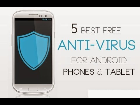 Top 5 Best Free Antivirus for Android Phone 2017