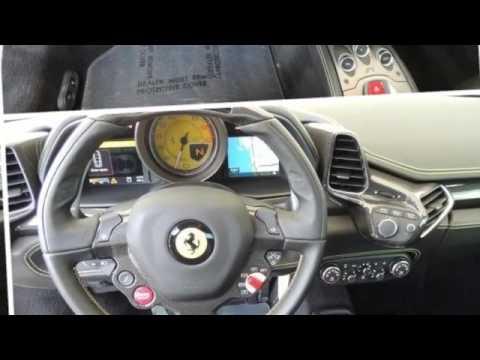 2010 Ferrari 458 Italia Youtube