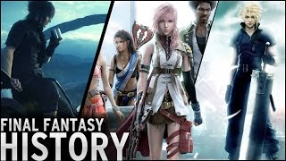 History of - Final Fantasy (1987-2015)