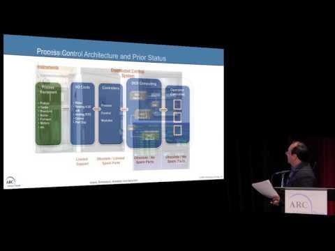 Value Driven Control System Migration, Emilio Paramo, DAK Americas