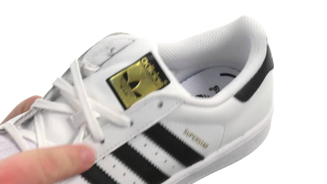 99d1f4fa6a463a adidas Originals Kids Superstar (Little Kid) SKU 8463156 - YouTube