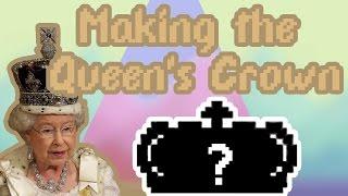 Making Queen Elizabeth's Crown! (TXMom's Crown) | Growtopia
