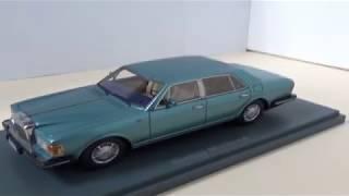 Bentley Mulsanne (1980) model car [NEO] 1:43 scale