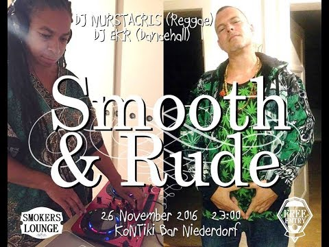 Dj Nurstacris - Smooth & Rude @ Kontiki Bar Zürich. 26.Nov.16