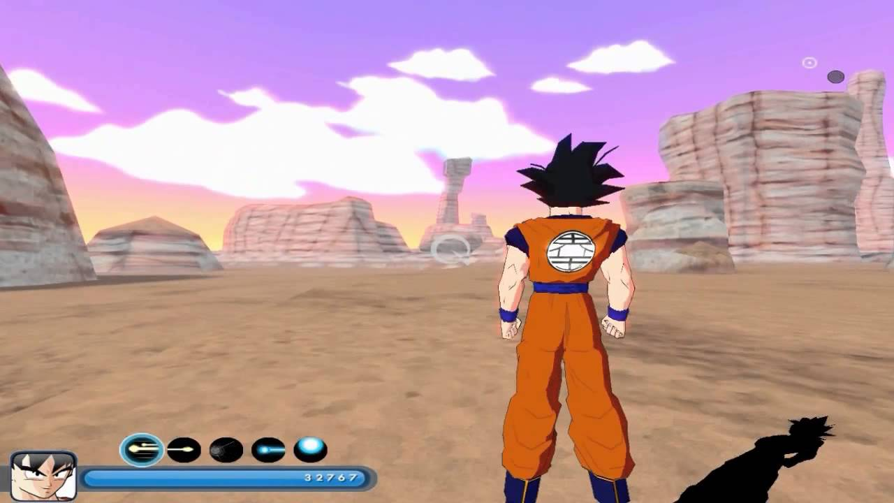 Play dragon ball z online that would