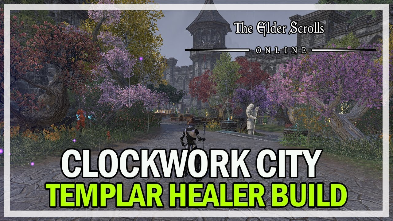 eso templar healer build guide