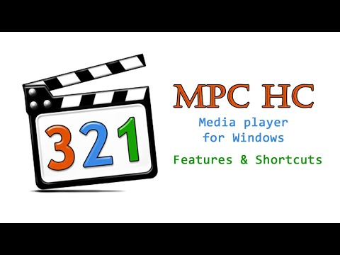 MPC HC Media Player Review & Shortcuts