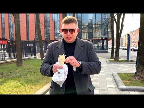 Обзор шаурмы Мираж Денер на Кирова 13