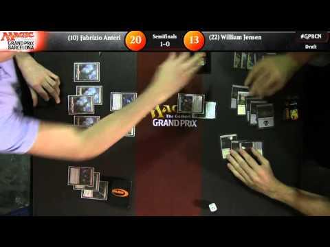 Semifinals - Grand Prix Barcelona