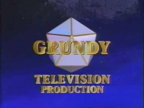 grundy television animated icosahedron logo youtube
