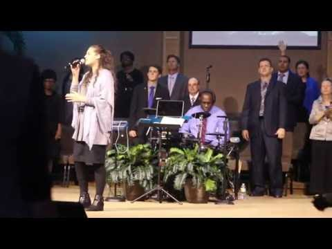 Night of Worship 'Touch the Sky' Cover