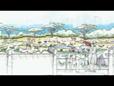 Africa Construction - Cincinnati Zoo