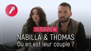 Nabilla et Thomas :