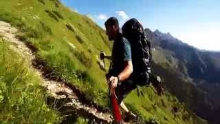 Hiking High Tatra Mountains