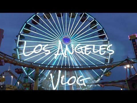 Los Angeles Vlog | Manny MUA, Fashion Show, Santa Monica Pier