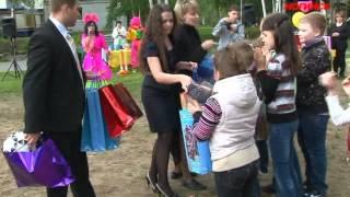 День Защиты Детей. 01 июня 2012 года. Съемки Ногинского ТВ.