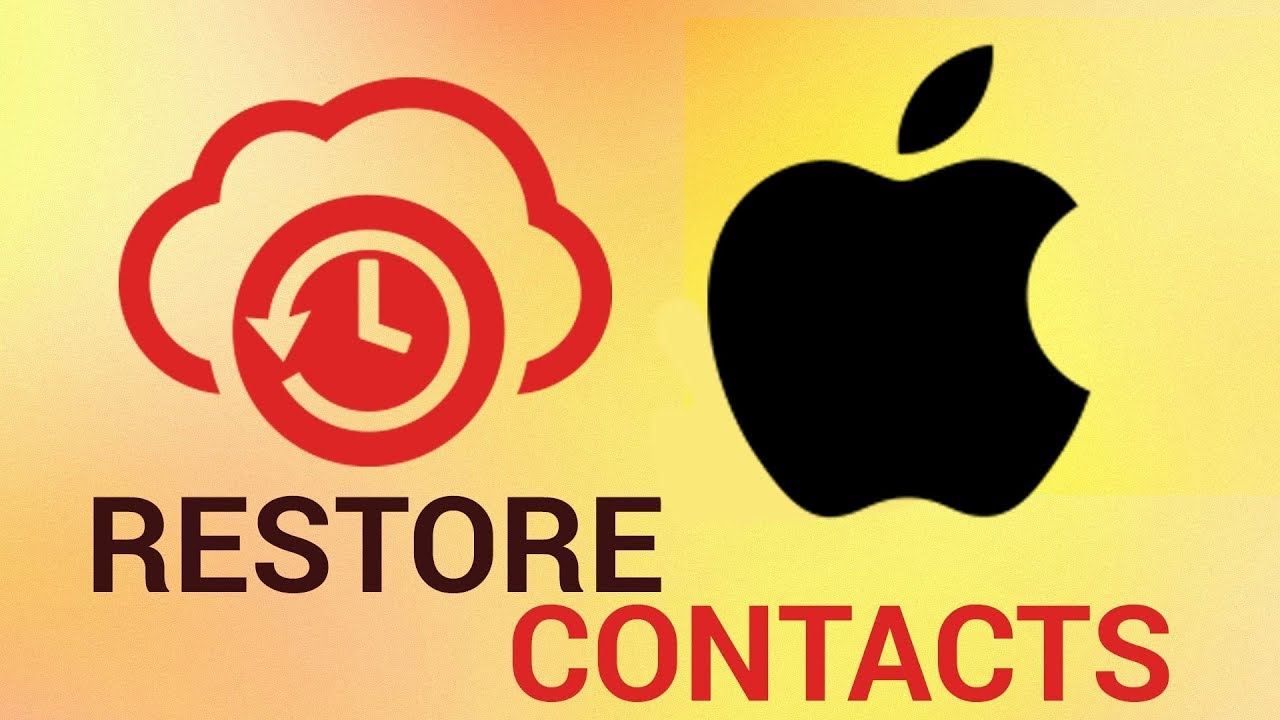 how to download contacts from icloud to ipad