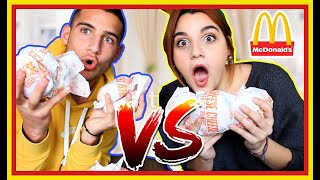 FOOD FIGHT | Burger Challenge | Penny Style