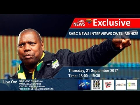 Exclusive interview with ANC Presidential hopeful Zweli Mkhize
