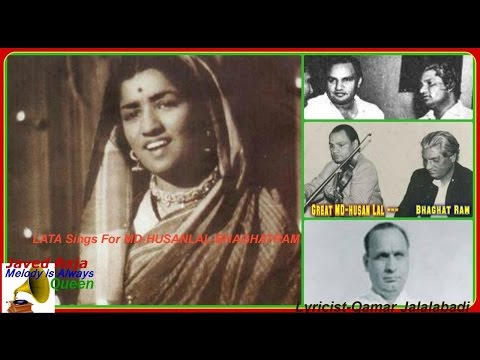 LATA JI-Film-GAUNA-{1950}-Agar Dil Kisi Par Lutaya Na Hota-[ Best Audio 78 RPM Sound ]Sl-2