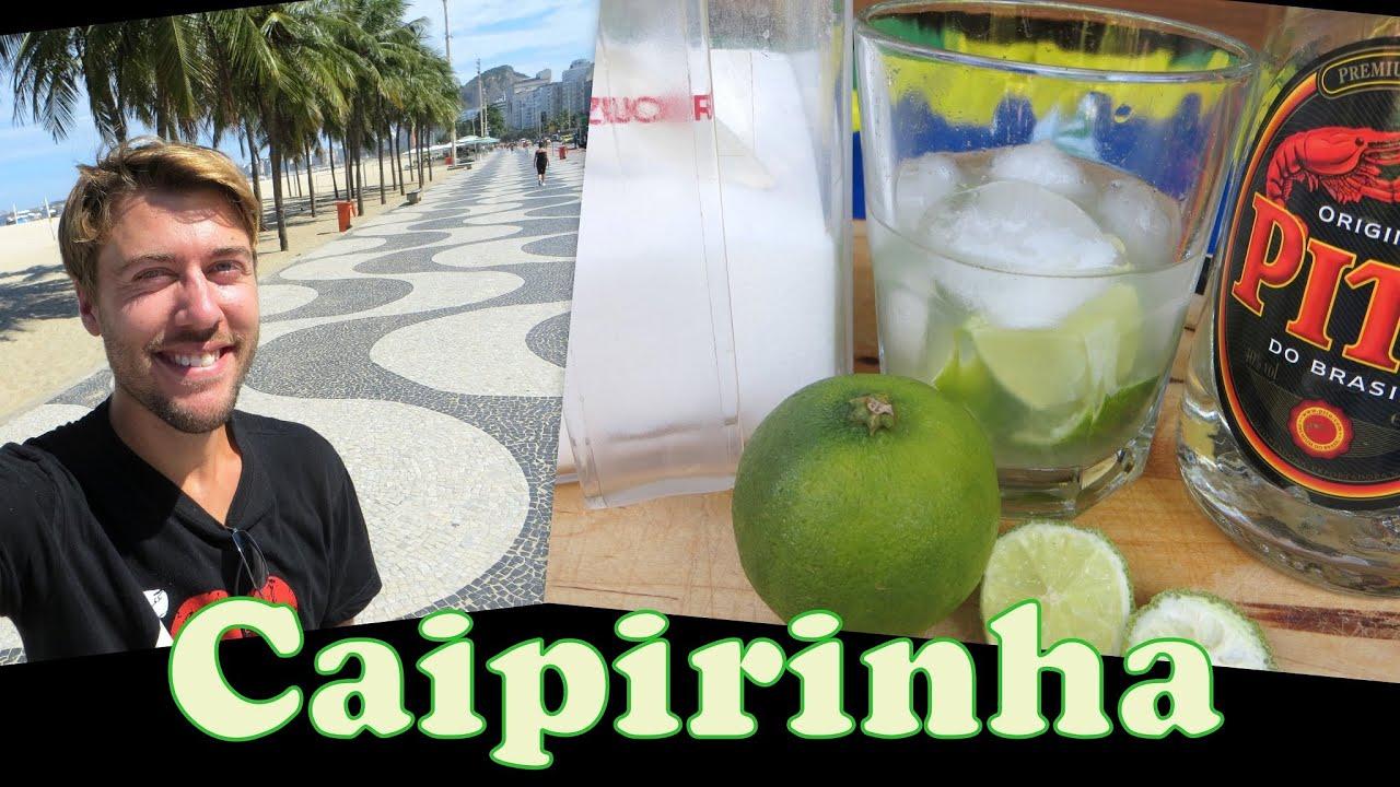 DIY: ☼CAIPIRINHA☼ nach dem brasilianischen ORIGINAL-Rezept (+alkoholfreie Variante)