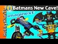 IMAGINEXT Batman's Transforming Cave and Car by HobbyKidsTV