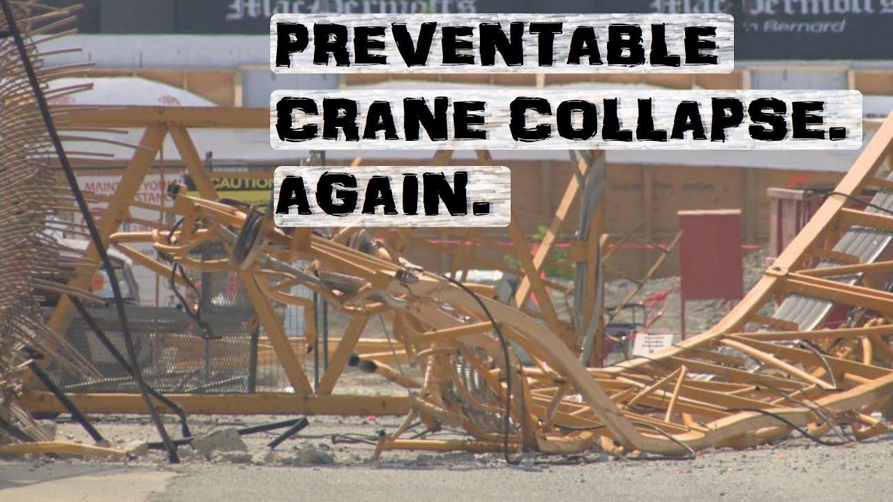Kelowna crane collapse explained