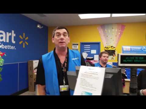RACISM at Walmart in Niagara Falls (CANADA)