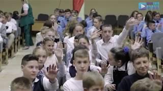 Урок мужества в сош№ 1 г. Протвино в День солидарности в борьбе с терроризмом.