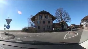 """Fahrprüfung"" in Bern/CH  gerd on tour"