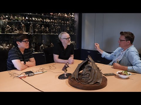 Week at Weta Workshop! -  Still Untitled: The Adam Savage Project - 1/23/18