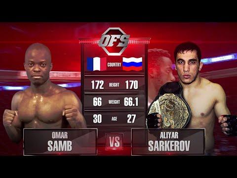 OFS-12 Omar Samb vs Aliyar Sarkerov