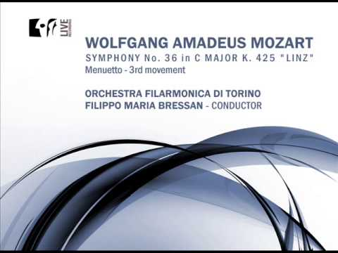 Mozart Symphony No. 36