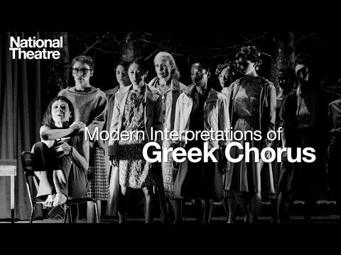 who is chorus in antigone