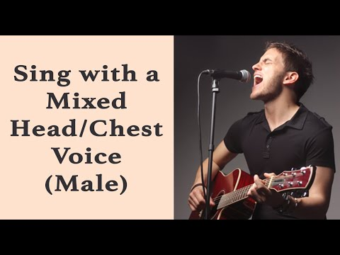 Ep.65:FOR MEN ONLY Learn to Sing Mix Quickly - 6 Exercises for Fast Results
