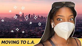 MOVING TO LA AT 19 || GabbyMorr