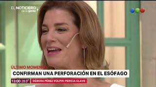 Débora Pérez Volpin: pericia clave - El Noticiero de la Gente