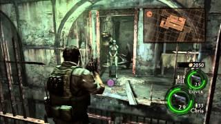 PS3 Longplay [053] Resident Evil 5 Lost in Nightmares