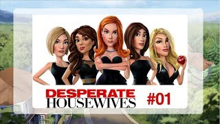 Desperate Housewives Game - Getting Started/Tutorial Gameplay - Let