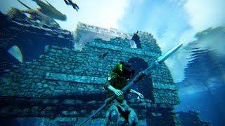 Ark Ragnarok, Castelo no Fundo do Mar ? #45