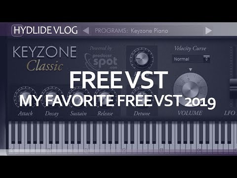 Top 5 free vst instruments for 2019 | Reason Experts