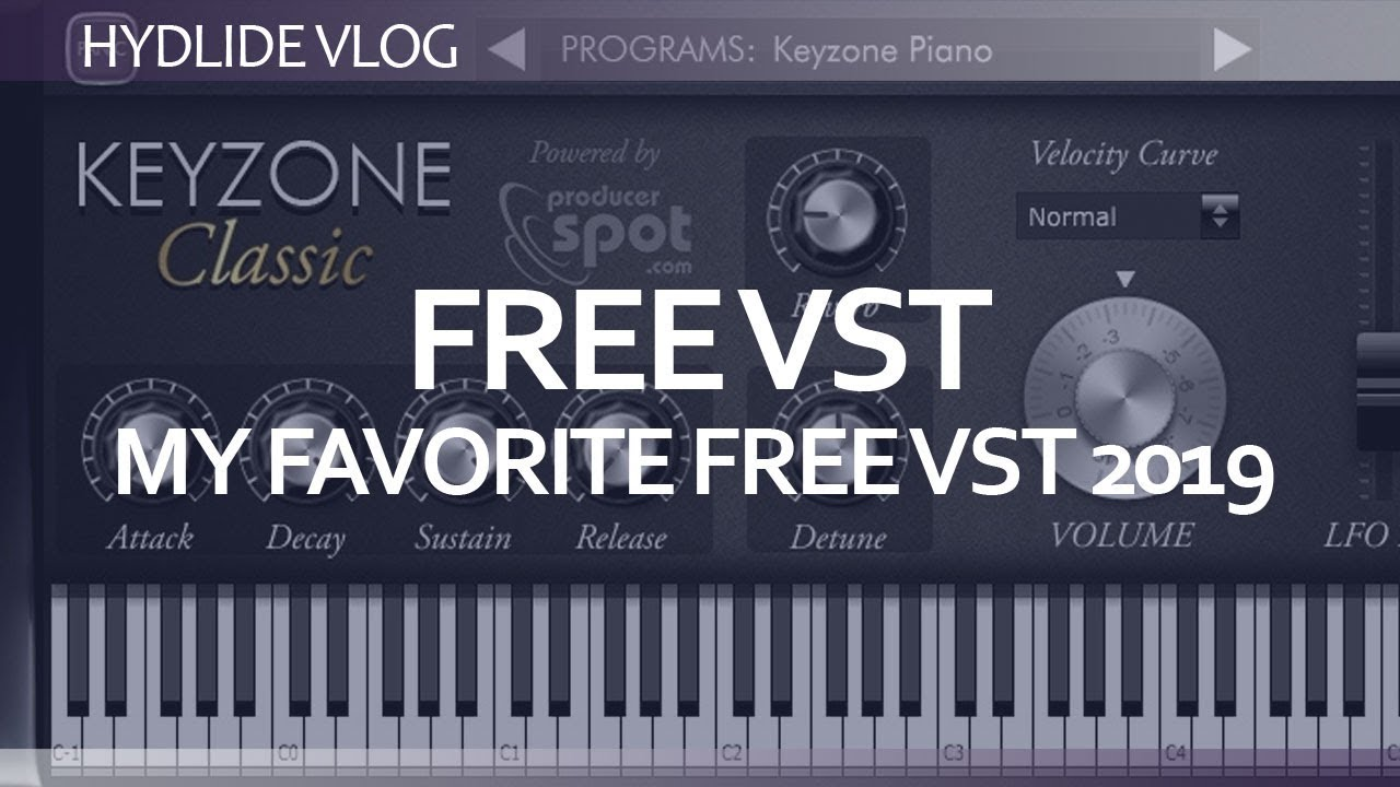 Top 5 free vst instruments for 2019