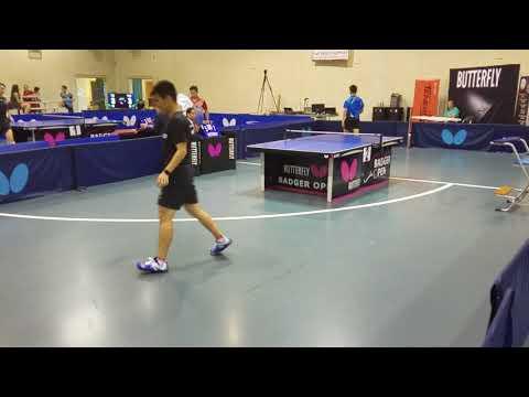 Bo Wen Chen (2585) vs Jeff Yamada (2441) - U2600 (1/4)