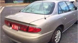 2003 Buick Century Used Cars Marietta GA
