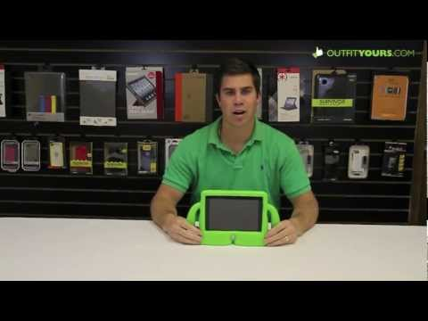 detailed look 5aee0 92f7b Speck iGuy for iPad mini - Review - YouTube