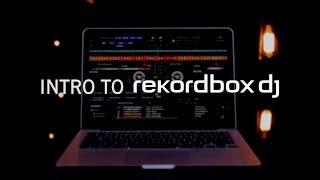 rekordbox dj - Налаштування та опис